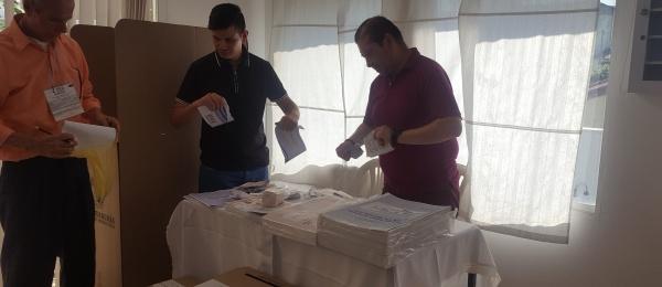 Elecciones para Congreso y consultas interpartidistas culminaron en San Antonio del Táchira