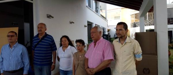 Las votaciones de la Consulta Popular Anticorrupción transcurren con normalidad en San Antonio del Táchira